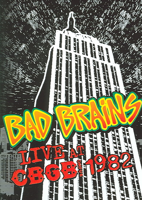 BAD BRAINS:LIVE CBGB 1982 BY BAD BRAINS (DVD)